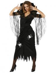 Déguisement araignée femme Halloween