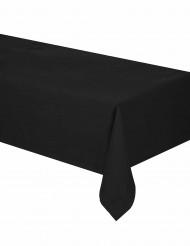 Nappe noire en papier