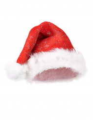 Bonnet Noël scintillant