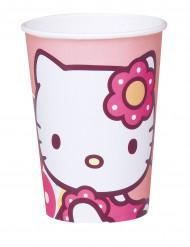 10 gobelets Hello Kitty Bamboo™