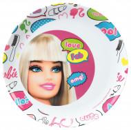 Assiette mélamine barbie™