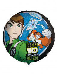 Ballon rond aluminim Ben Ten™