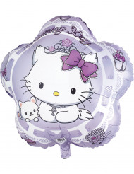 Ballon rond aluminim Charmmy Kitty™