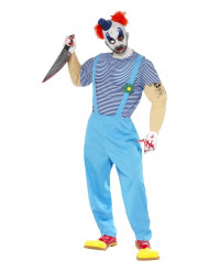 Déguisement clown tueur adulte Halloween
