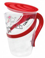 Set Carafe + 4 gobelets Keith Haring™