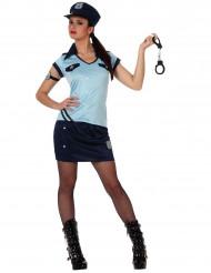 Déguisement policière sexy femme