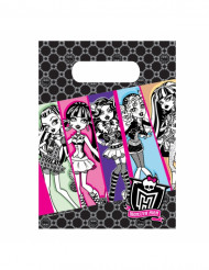 Lots de 6 sacs de fête Monster high™ Halloween