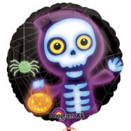 Ballon aluminium Petits Monstres Halloween