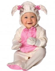 Déguisement agneau bébé