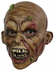 Masque zombie pourri Halloween