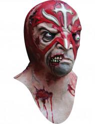 Masque catcheur zombie adulte Halloween