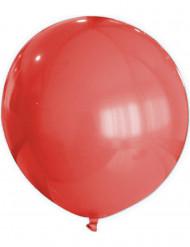 Ballon géant rouge 80 cm