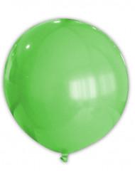 Ballon géant vert 80 cm