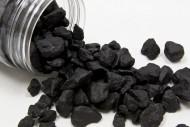 Pierres de décoration noires 400 grammes