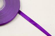 Ruban satin violet  25 mètres