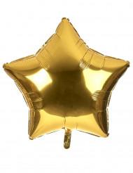Ballon géant étoile dorée