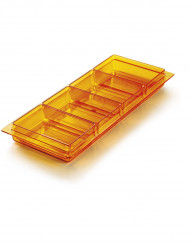 Plateau linea orange