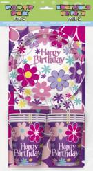 Kit complet Happy Birthday