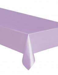 Nappe rectangulaire lavande en plastique