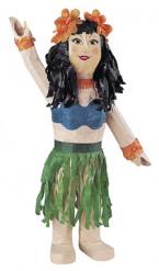 Pinata danseuse Hawaïenne