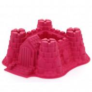 Moule à gâteaux framboise forme château