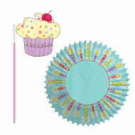 Kit de décoration pour petits gâteaux