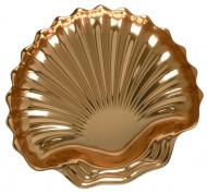 2 Coquilles St-Jacques dorée 34 x 30 cm