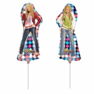 Ballon aluminium 45 cm Hannah Montana™