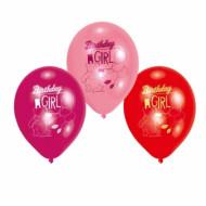 6 ballons Winnie l'Ourson™