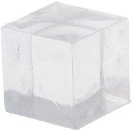 12 Cubes transparent