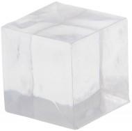 12 Cubes transparent