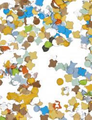 Sachet Confettis multicolores 100 grammes