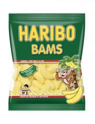 Sachet Bonbons Banane Haribo 120 g