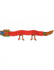 Décoration murale dragon Nouvel an Chinois 180 cm