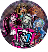 Ballon aluminium Monster High™ 66 cm