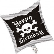 Ballon aluminium Pirate Party