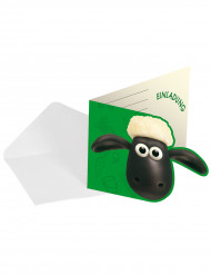 8 invitations carton Shuan Le Mouton™