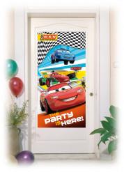 Décoration de porte Cars RSN™