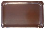 5 plateaux carton chocolat