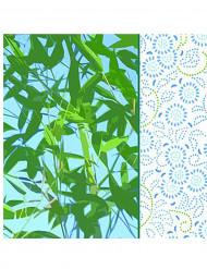 20 Serviettes en papier Bambous 33 x 33 cm