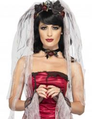 Kit mariée gothique femme