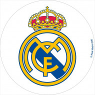 Disque azyme 20 cm Real Madrid™
