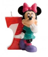Bougie numéro 7 Minnie™