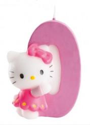 Bougie numéro 0 Hello Kitty™