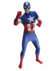 Déguisement Captain America adulte Morphsuits™