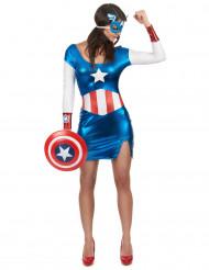Déguisement Captain Girl sexy femme