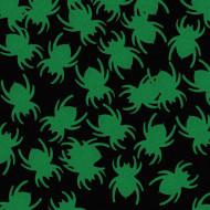 Confettis araignées fluorescentes Halloween 14 grammes