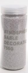 Sable décoration gris 750 g