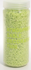 Petites pierres décoration vertes 750 g