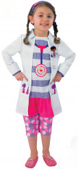 Déguisement Docteur La Peluche Disney™ fille